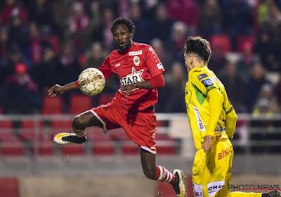Fin de carrière pour Jonathan Pitroipa, star du Burkina Faso et ancien de l'Antwerp