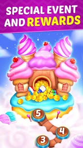 Ice Cream Paradise – Match 3 Puzzle Adventure 7