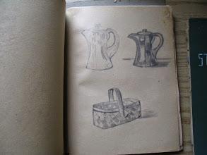 Photo: Exercices de dessins