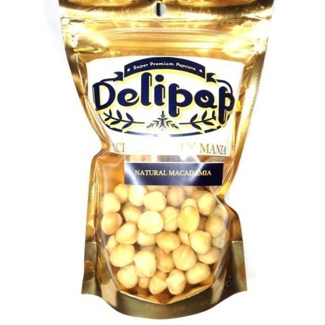 3. Delipop แมคคาเดเมียอบธรรมชาติ