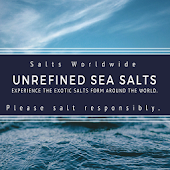 Salts Worldwide - Buy Sea Salt