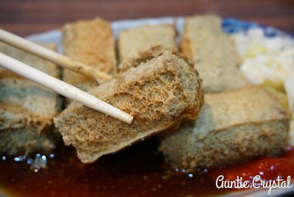 羊陶 清甜當歸羊肉湯+酥脆炸臭豆腐 舊城北路人氣小吃推薦!(小吃)