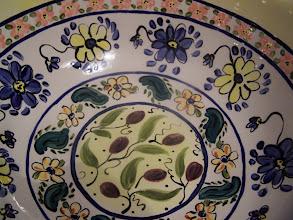 Photo: Floral Bowl