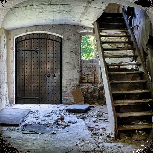 Escape Game-Deserted Building2