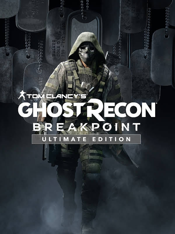 Tom Clancy's Ghost Recon Breakpoint - Ultimate Edition box art