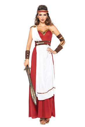 Dräkt, Spartansk gudinna