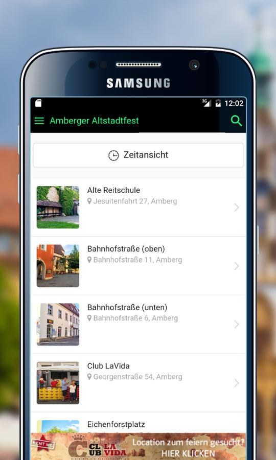 Amberger Altstadtfest 2017- screenshot
