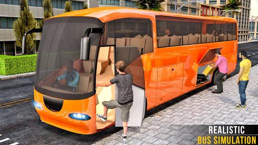 Tourist Bus Adventure: GBT New Bus Games 3D 1.1.11 screenshots 2