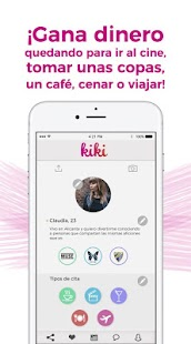 Kikiapp Screenshot