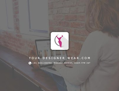 YourDesignerWear.com- screenshot thumbnail