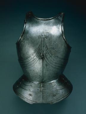 Gothic_cuirass_South_Germany_XV_century_Steel_The_Cleveland_museum_of_art