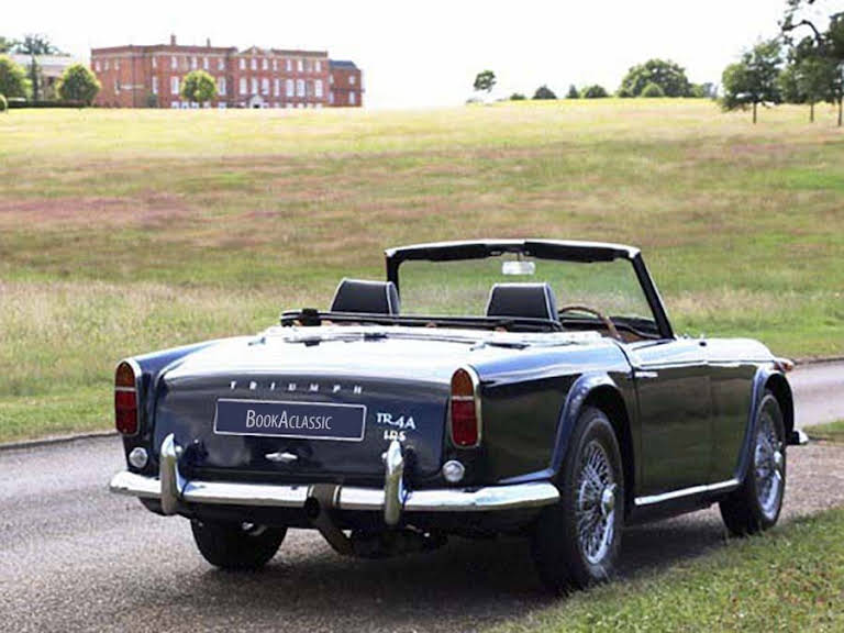 Triumph  Tr4a Hire Weybridge