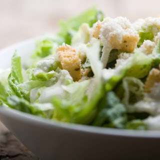 La Madeleine's Caesar Salad Dressing.