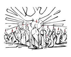 1,200 Pentecost Cliparts, Stock Vector And Royalty Free Pentecost ...