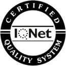 Certificados IQNet de la Almohada Mash Hollofil Eco