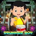 Best Escape Games -  14 Drummer Boy Rescue icon