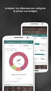 BforBank, Banque mobile - náhled