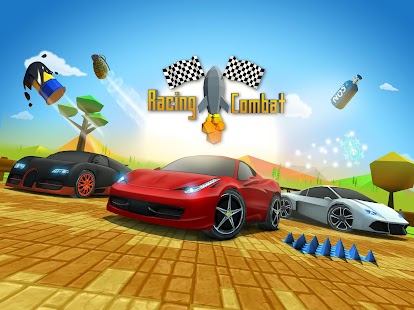 Racing Combat- screenshot thumbnail