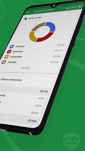 Cuido Mis Gastos - Control your expenses easily screenshot 3