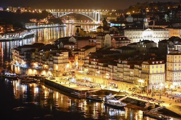 Porto by night di lorella