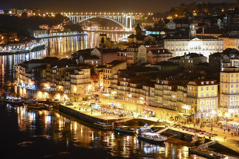 Porto by night di lorella