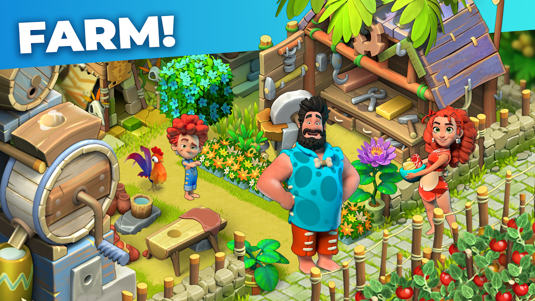 Family Island - Farm game adventure Android App Screenshot