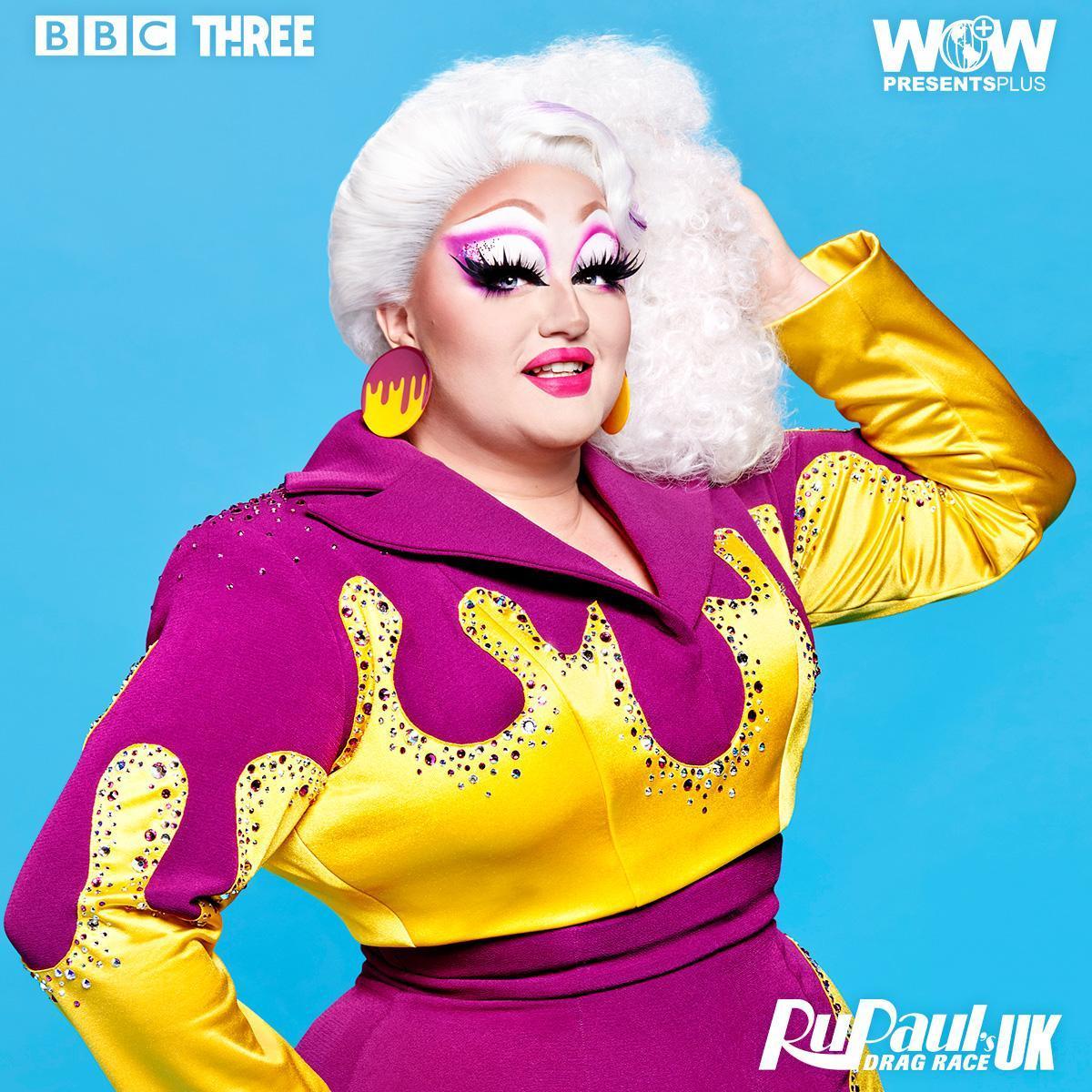 Meet the Queens of RuPaul's Drag Race UK Season 3! 15