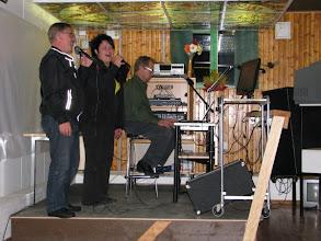 Photo: Lauantai-illan karaoke...