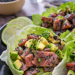 Ahi Tuna Poke Recipe