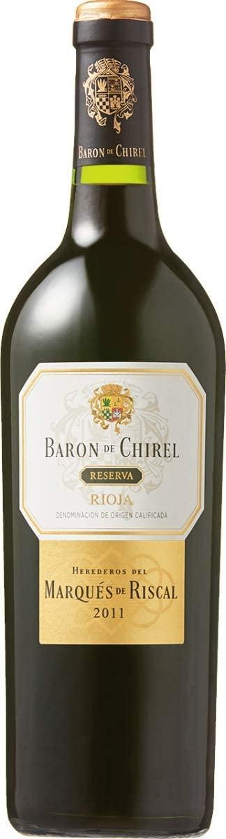 マルケス・デ・リスカル バロン・デ・チレル