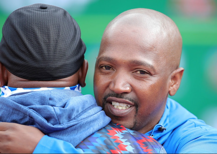 Siyabulela Gwambi is determined to establish his coaching profile with home club Chippa United.