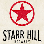 Starr Hill Brewery Front Row Golden Ale