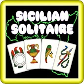 Cards Sicilian Solitaire