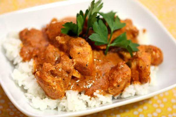 I Didn't Take This Pic, But I Picked One Out That Looked Like My Tikka.... I'll Take A Pic Next Time I Make It
