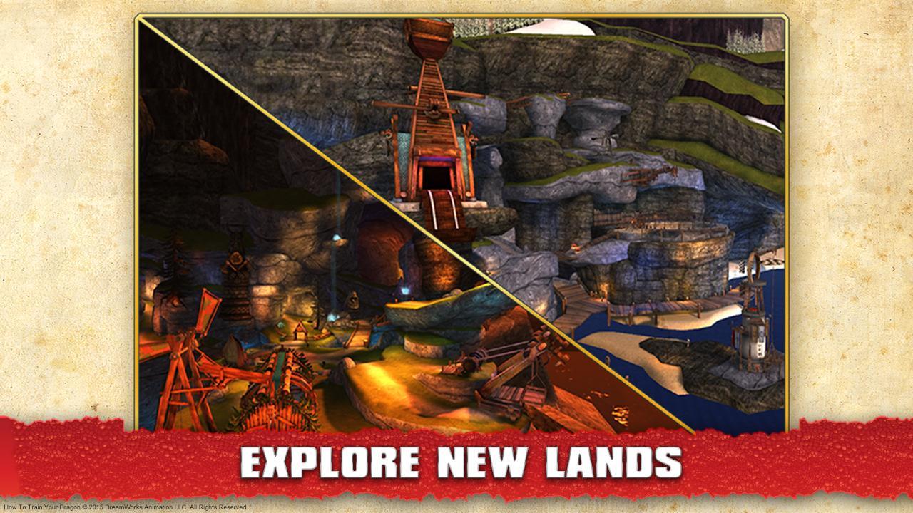 School of Dragons- screenshot