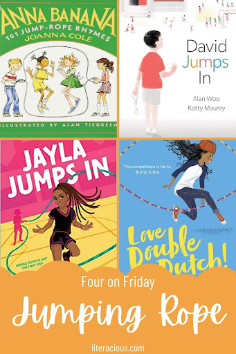 Four on Friday: Jumping Rope