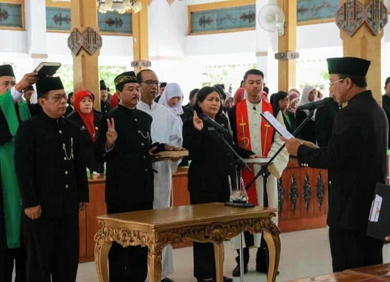 Kepala sekolah SD dan SMP Di Kabupaten Ngawi