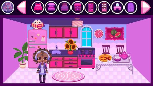 iDollhouse Game for Kids screenshot 3