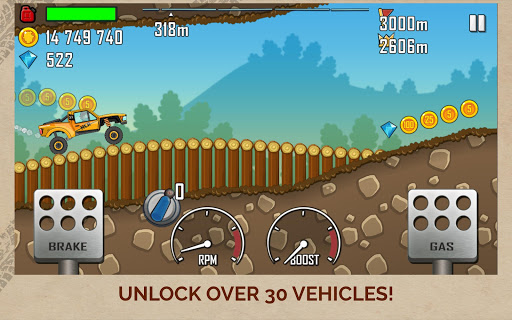 Hill Climb Racing  screenshots 12
