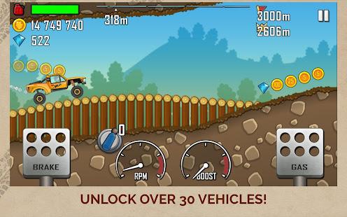 Game Hill Climb Racing APK for Windows Phone