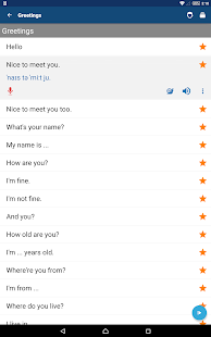Learn English Phrases | English Translator Screenshot