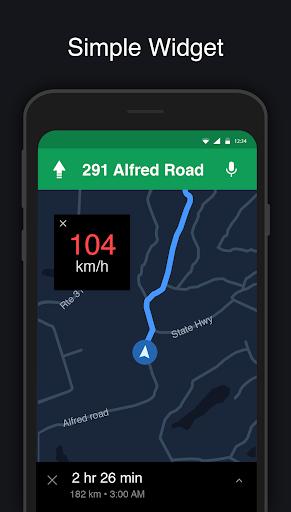 Speedometer : GPS, Distance Meter, HUD ss3