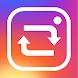 無料で写真、動画、ストーリーをリポスト・ダウンロードアプリ|Social Post
