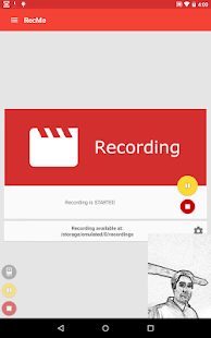 RecMe Screen Recorder Screenshot