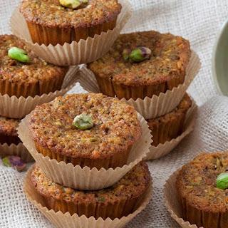 Pistachio Date Muffins