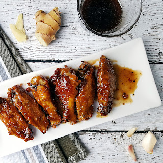 Soy Free Teriyaki Chicken Wings
