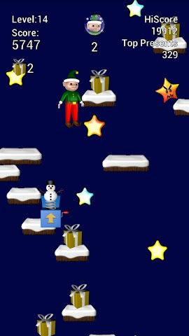 android Elf Jumper for Christmas Screenshot 5