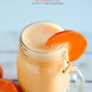 Cold Buster Smoothie.