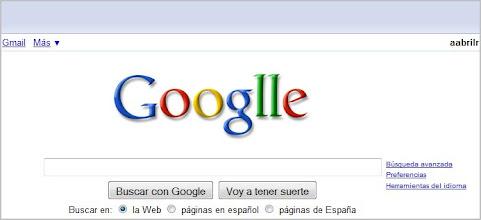 Photo: Felicidades google!!
