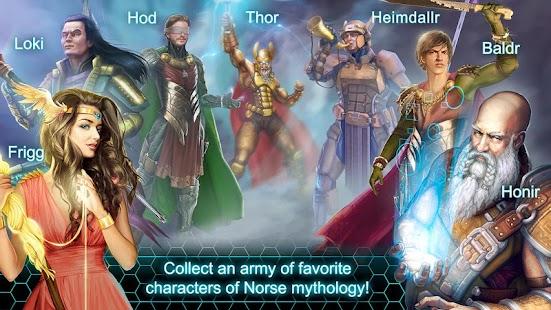 Ragnarok: Heróis da Midgard imagem 4